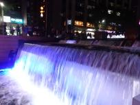 air terjun di cheongyeochon stream